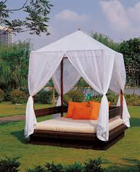 furniture wicker outdoor daybed outdoor daybed with canopy