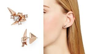 climber earrings ear climber earrings bloomingdale s