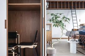 Modern Studio Apartment This Studio Apartment In Hong Kong Is Big On Style Nonagon Style