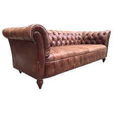 vintage leather chesterfield sofa for sale leather chesterfield sofa for sale at 1stdibs