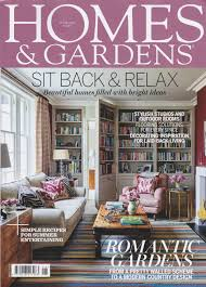 Beautiful Homes Magazine Homes And Gardens June 2017 Nile U0026 York Wallpapers Nile And York