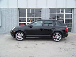 2008 Porsche Cayenne Gts - 2008 black porsche cayenne gts 133539 photo 9 gtcarlot com