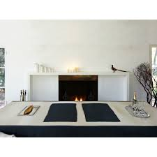 modern table linen rothko artistic abstract modern tablecloth pure linen