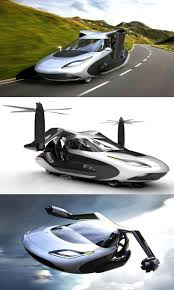 futuristic flying cars the coolest flying car concept has helicopter blades and an