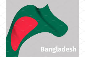 Bangladesi Flag Bangladesh Flag On Transparent Background Textures Creative Market