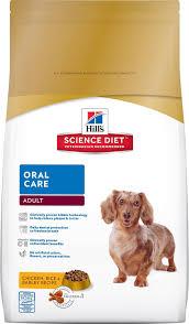 hill u0027s science diet oral care dry dog food 28 5 lb bag