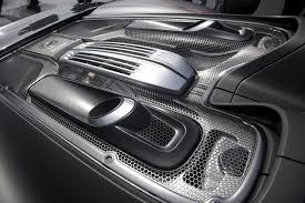 Porsche 918 Back - porsche 918 spyder engine