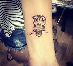 small owl small owl tattoos small