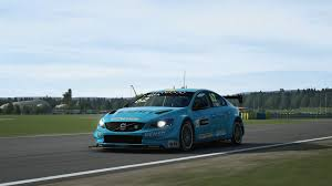 volvo official website bsimracing