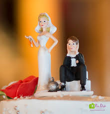 and chain cake topper wedding cake toppers a hoot in banff