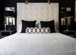 bedroom trendy with tall tufted headboard king and west elm tall