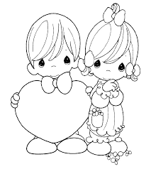 precious moments valentine coloring pages coloring print precious