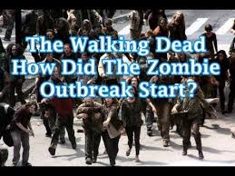 the walking dead how did the outbreak start