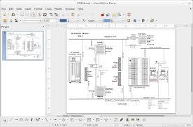 integration diagram visio swim lane diagrams ms visio look a like