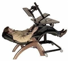Chair And Desk Ergoquest Zero Gravity Workstations