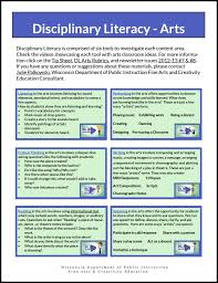 Tip Sheet For Your Creative Arts And Creativity Wisconsin Department Of