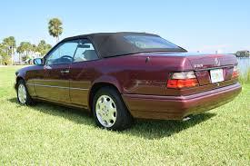 1995 mercedes benz e320 cabriolet german cars for sale blog