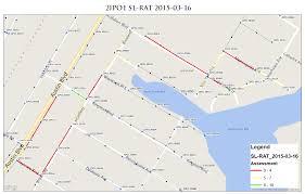 Ces Map Acoustic Blockage Detection Sl Rat Ces Service