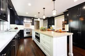 orange county espresso hardwood floors kitchen traditional with