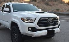 toyota trucks emblem 2016 toyota tacoma trd offrd black with orange stitching fabric