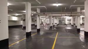underground parking garage pressure washing youtube
