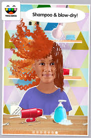 toca boca hair salon me apk toca hair salon me for android free on mobomarket