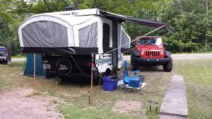 Jayco Bag Awning Tomorrow Is The Day Awning Poles Moving From Ground To Camper