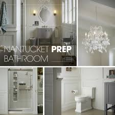 lighting in bathrooms ideas nantucket prep bathroom kohler ideas