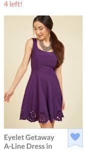 shabby apple i u0027m late i u0027m late dress royal purple 102 00