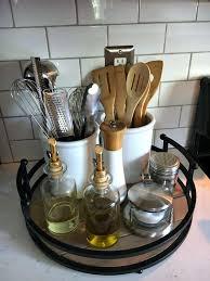 kitchen countertop storage ideas unique style tray to organize kitchen countertop trends4us