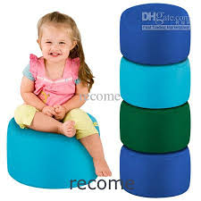 kids seat pods beanbag stools many colors point bean bag