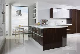 modern handleless kitchens contemporary kitchen design teddington kranston kitchens