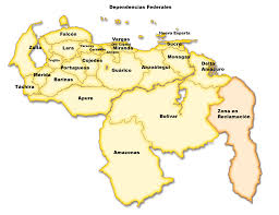 Map Of Venezuela Where Is Venezuela Located U2022 Mapsof Net