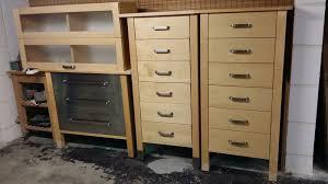 tiroirs de cuisine achetez 2 meubles 6 tiroirs occasion annonce vente à le blanc