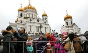 russia thrilled saint nicholas relics italy bbc
