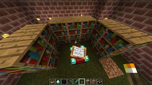 How To Make A Bookshelf In Mc How To Enchant In Minecraft Windows 10 And Xbox One Windows Central