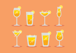 cocktail icon vector spritz icon vector download free vector art stock graphics u0026 images
