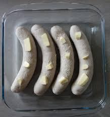 cuisiner boudin blanc je m éclate avec mes 10 doigts la cuisson du boudin blanc