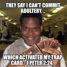 Trap Card Meme - meme maker yugioh generator