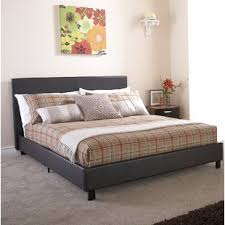 Kingsize Bed Frames King Size Beds King Sized Beds With Mattress Wayfair Co Uk