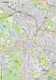 Freiburg Germany Map by Leipzig Maps Germany Maps Of Leipzig