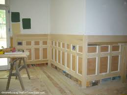 Kitchen Wainscoting Ideas 80 Best Baseboards And Trim Images On Pinterest Baseboards