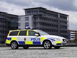 volvo van volvo v70 police car 2008 picture 2 of 3