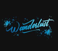 wanderlust lettering u2013 lettersketches
