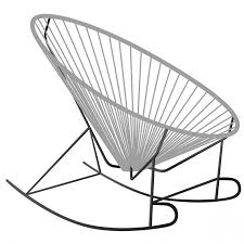 Acapulco Rocking Chair The Mecedora Timeless Vintage Rocking Chair Design
