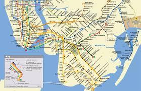 mta map subway transit maps york city mta subway map jigsaw puzzle