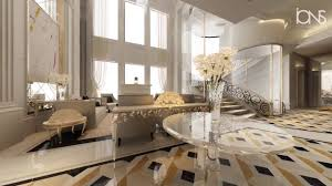 ions design best interior design company in dubai lobby area
