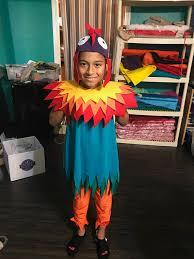 Infant Chicken Halloween Costume Moana Hei Hei Heihei Rooster Chicken Costume Infants