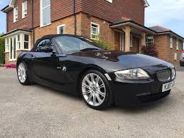 bmw z4 3 0 si m sport package roadster convertible 2007 price