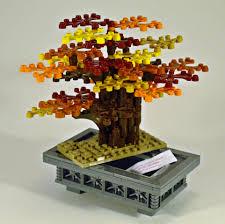 bonsai tree kit u2013 fall colors 186 pieces